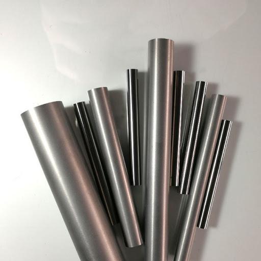 ống vonfram