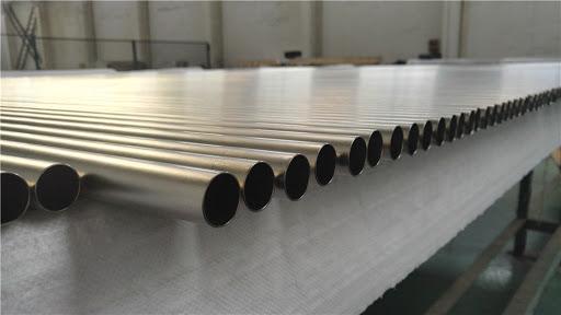 ống titan liền mạch gr2